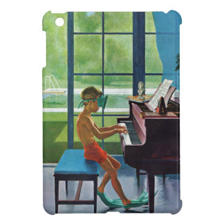 Poolside Piano Practice Cover For The iPad Mini