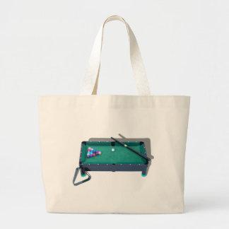 PoolTable042509shadows Tote Bag