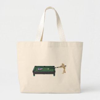 PoolTable120509 copy Tote Bags