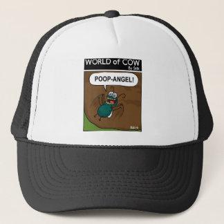 POOP ANGEL! TRUCKER HAT