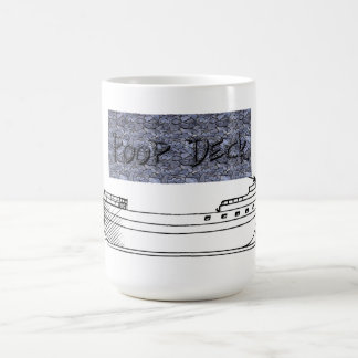 Poop Deck Location Mug