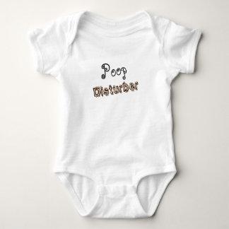 Poop Disturber - Baby Bodysuit