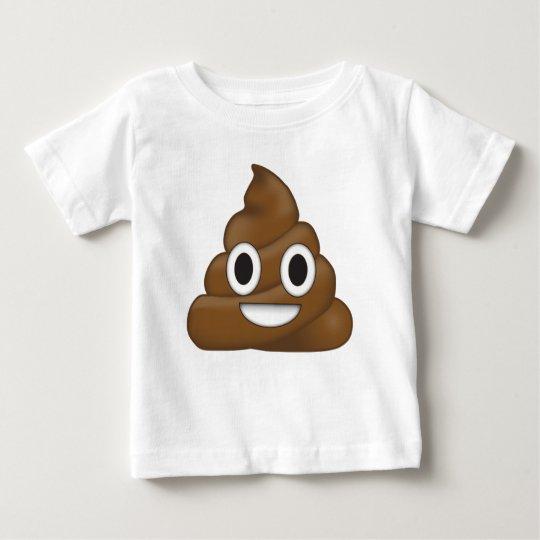 Poop emoji baby T-Shirt