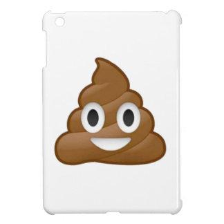Poop emoji iPad mini cases