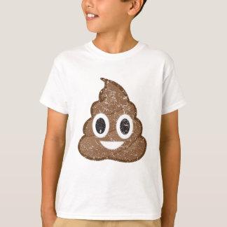 Poop emoji vintage T-Shirt