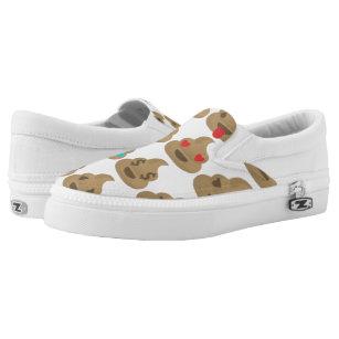 poop emojis sneakers shoes