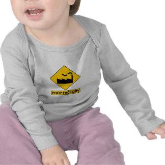 Poop Factory Tee Shirts
