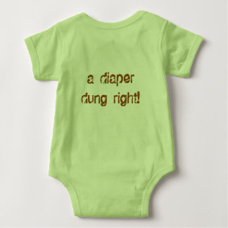 poop humor baby onsie baby bodysuit