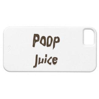 Poop Juice iPhone 5 Case
