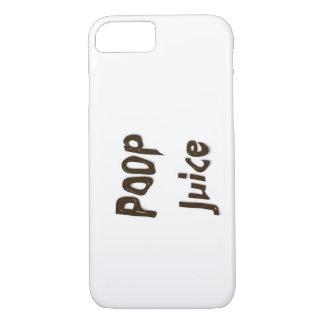 Poop Juice iPhone 7 Case