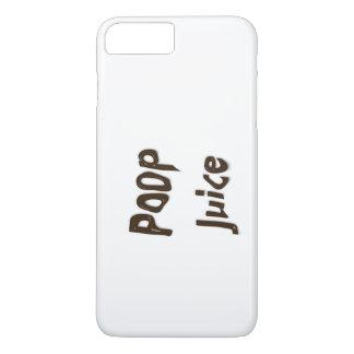 Poop Juice iPhone 7 Plus Case