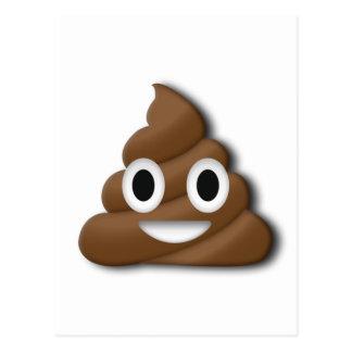 Poop ! postcard