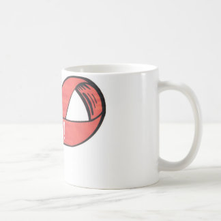 POOP SUPPORT RIBBON COFFEE MUG