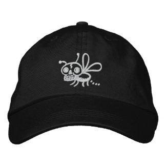 Pooping Death Moth Adjustable Hat Embroidered Baseball Cap