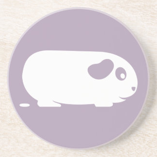Pooping Guinea Pig Coaster