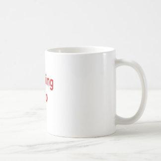 Pooping Pro Basic White Mug
