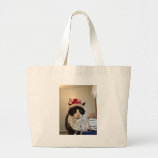 Poopy Kitty Holiday Items Tote Bag