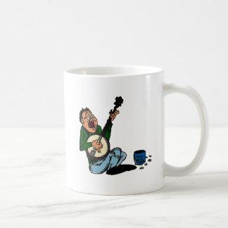 Poor Banjo Picker Coffee Mug