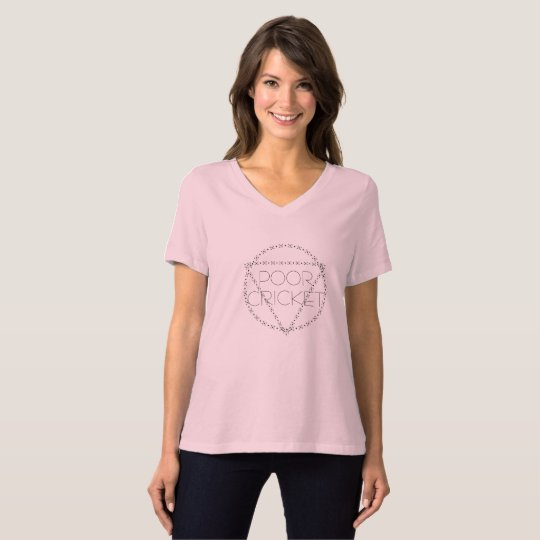 Poor Cricket t-shirt for women