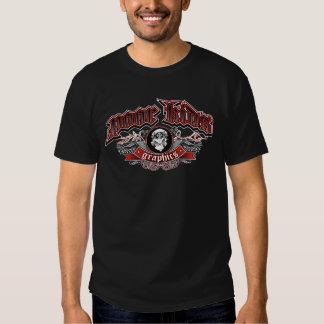 poor kids graphics money logo skull design t shirts