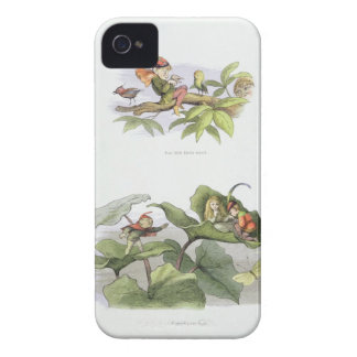 Poor little Birdie teased, and Courtship cut short iPhone 4 Covers