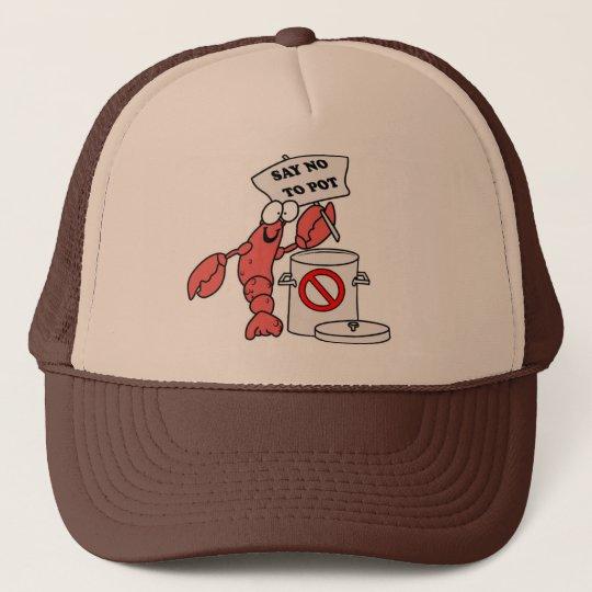 Poor Lobster Cap