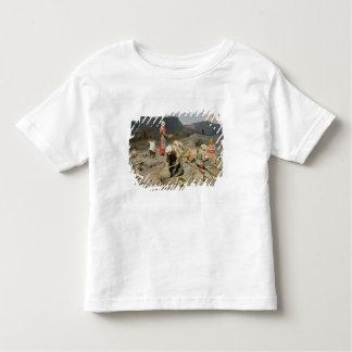 Poor People Gathering Coal Toddler T-Shirt