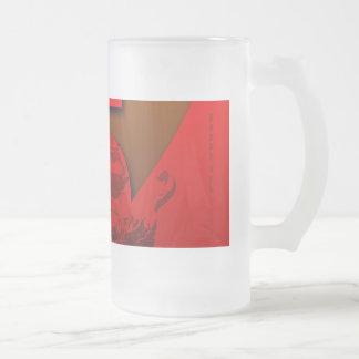 Pop 2015 Ram Sheep Goat Year - Frosted Glass Mug