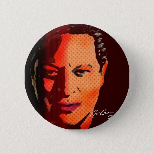 Pop_Al_Gore 6 Cm Round Badge