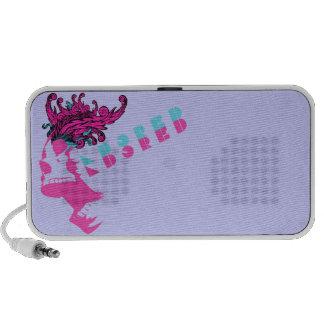 Pop Art Adored Portable Speakers