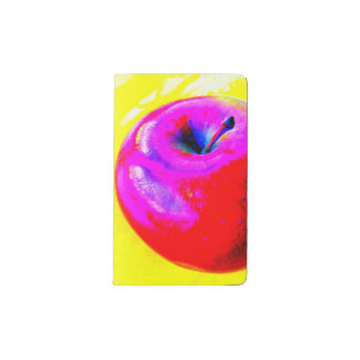 Pop Art Apple journal