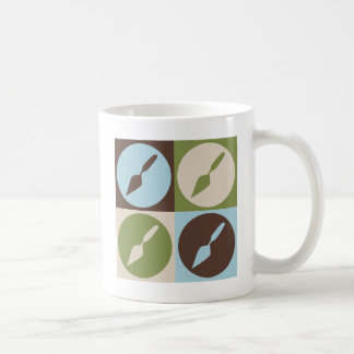 Pop Art Archaeology Coffee Mug