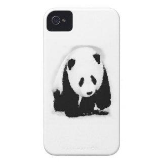 Pop Art Baby Panda iPhone 4 Covers