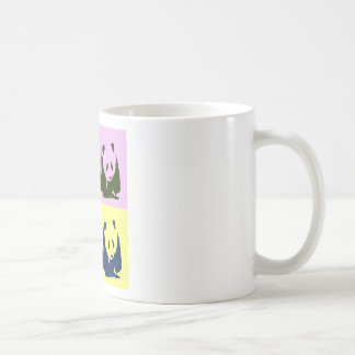 Pop Art Baby Pandas Mug
