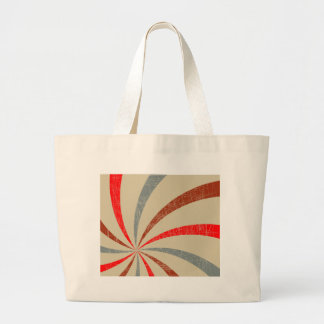 Pop Art Backdrop Large Tote Bag