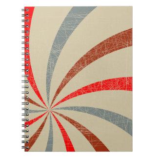 Pop Art Backdrop Notebooks