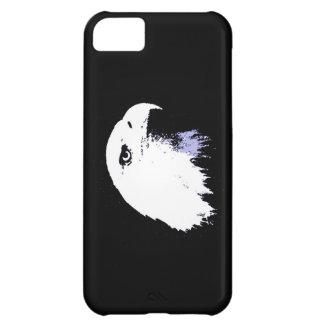 Pop Art Bald Eagle iPhone 5C Case