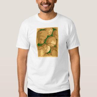 Pop Art Baseball Tee Shirt