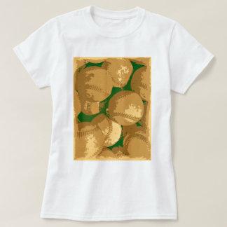 Pop Art Baseball Tee Shirts