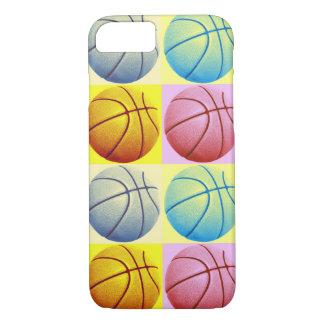 Pop Art Basketball iPhone 7 Case