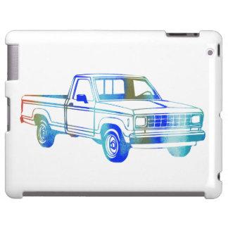 Pop Art Classic Car iPad Case