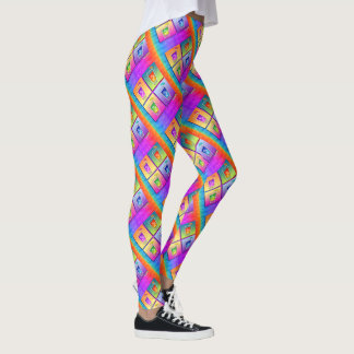 POP ART COCKTAILS LEGGINGS