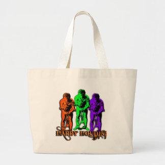 Pop Art Colorful Houdini Triple Image Bags