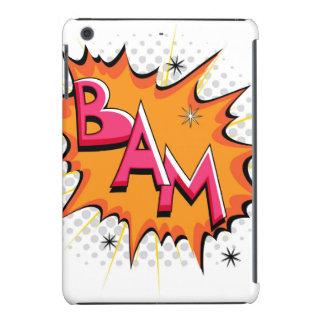 Pop Art Comic Bam! iPad Mini Case