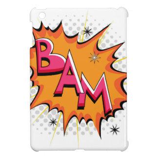 Pop Art Comic Bam Cover For The iPad Mini