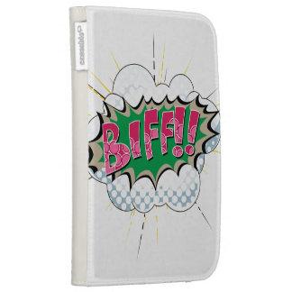 Pop Art Comic Biff! Case For Kindle