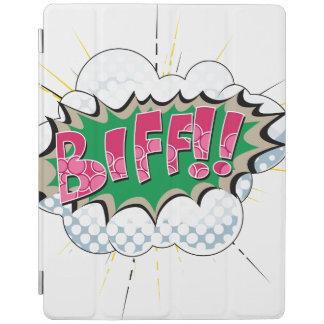 Pop Art Comic Biff! iPad Cover