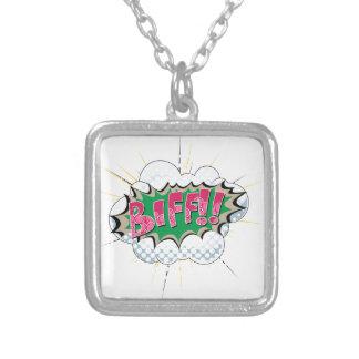 Pop Art Comic Biff! Jewelry