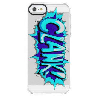 Pop Art Comic Clank! iPhone 6 Plus Case