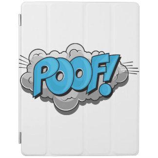 Pop Art Comic Poof! iPad Cover